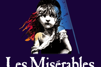 Les Misérables - Musical in San Francisco.