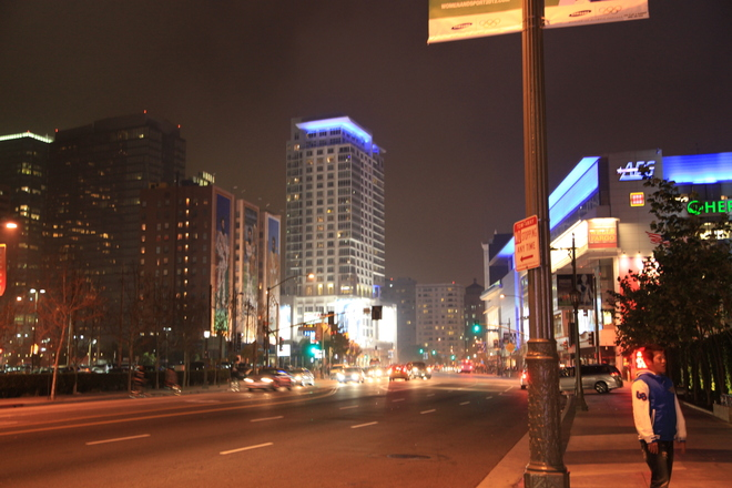 Photo of LA Live