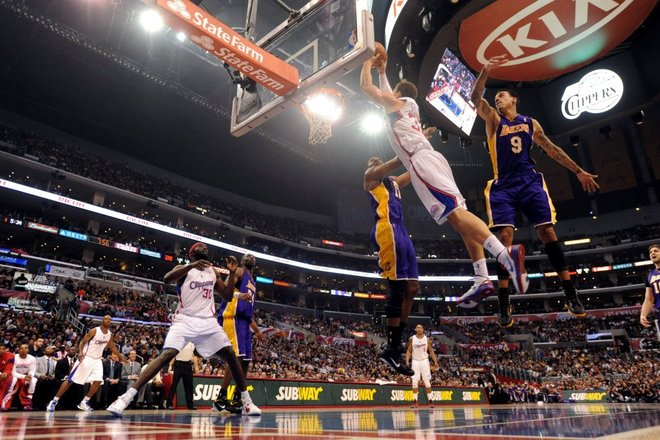 Photo of San Antonio Spurs vs. Los Angeles Clippers