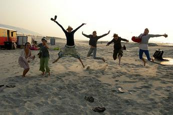 Zandvoort aan Zee - Beach | Outdoor Activity in Amsterdam.