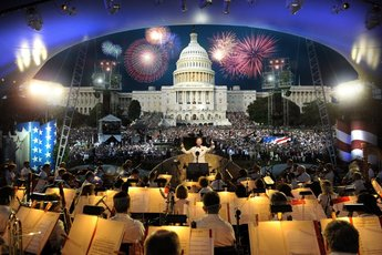 A Capital Fourth: America's Independence Day Celebration - Concert | Holiday Event in Washington, DC.