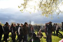 Chasing Cannabis Clouds at 420 Events in Europe