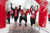 Santa Hustle Chicago - Holiday Event | Running | Sports in Chicago.