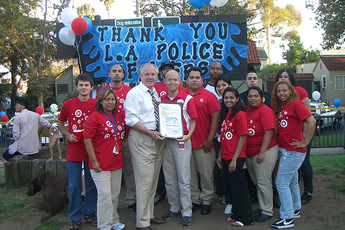 National Night Out 2012 - Live Music | Food & Drink Event | Community Event in Los Angeles.