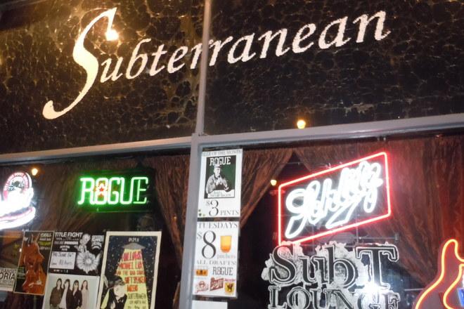 Photo of Subterranean