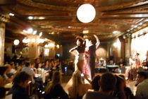 Villa Rosa - Flamenco Bar | Spanish Restaurant in Madrid.