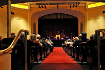 Napa Valley Opera House (Napa, CA) - Concert Venue in San Francisco.