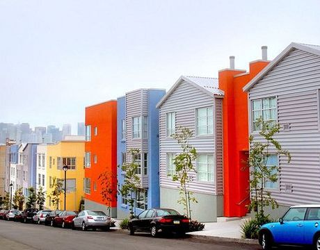 Potrero Hill, San Francisco.