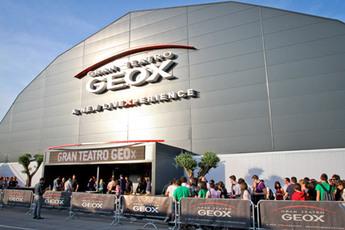 Gran Teatro GEOX (Padua, Italy) - Theater in Venice.