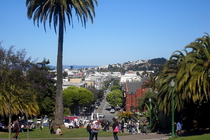 Mission in San Francisco is one of the coolest (and hottest) neighborhoods in America during the summer.
