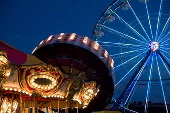 Salem Haunted Happenings Carnival - Fair / Carnival | Holiday Event in Boston.