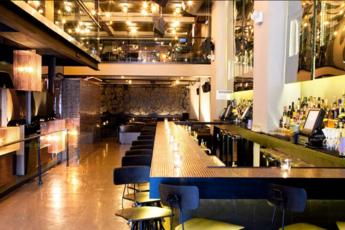 EVR - Bar   Lounge   Restaurant in New York.
