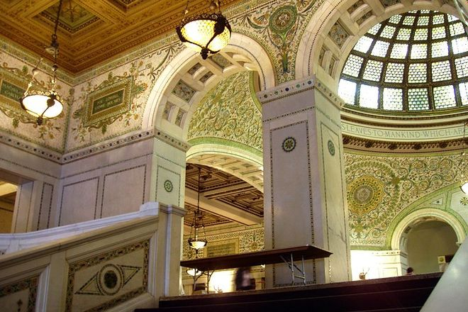 Photo of Chicago Cultural Center