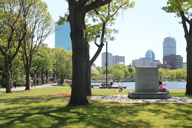 Photo of Boston Esplanade