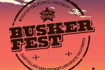 BuskerFest 2014 - Music Festival | Outdoor Event in Los Angeles.