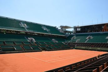 French Open - Tennis in Paris.
