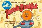 LA Weekly Pancake Breakfast 2014 - Food & Drink Event in LA