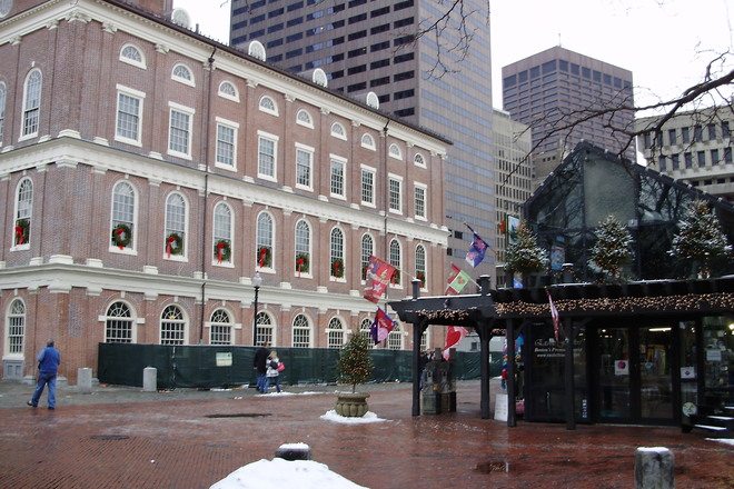 Photo of Faneuil Hall