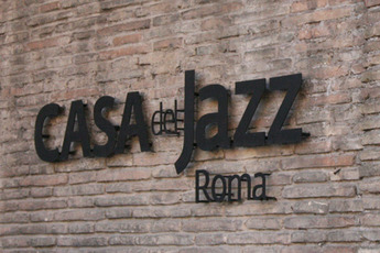 Casa del Jazz Festival - Music Festival in Rome.
