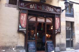 Muy Buenas - Bar | Cuban Restaurant in Barcelona.