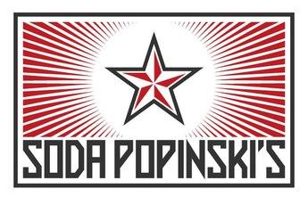 Soda Popinski's - Bar in San Francisco.