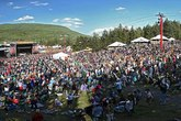 Mountain Jam - Music Festival in New York.