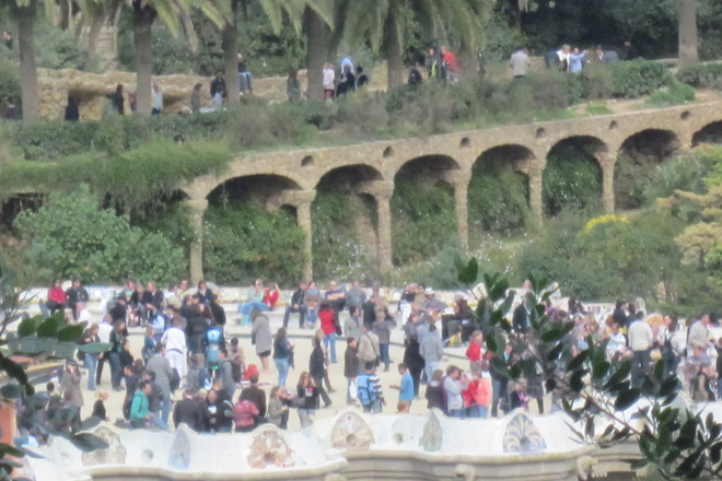 Photo of Park Güell