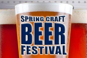 Spring Craft Beer Festival - Beer Festival | Food & Drink Event in New York.
