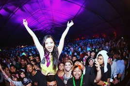 The Secret's Out! The Hottest EDM Festivals in the U.S.