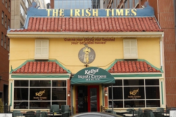Kelly&#x27;s Irish Times - Dive Bar | Irish Pub in Washington, DC.