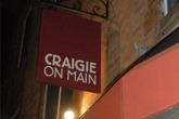 Craigie On Main - Bar | Restaurant in Boston.