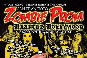 San Francisco Zombie Prom - Party   Holiday Event   Costume Party in San Francisco.