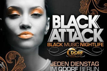 Black Attack at Q-Dorf - Club Night | Party in Berlin.