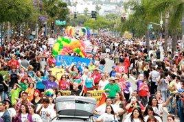 Gay Pride 2015 in Los Angeles