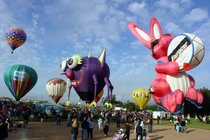 Sonoma County Hot Air Balloon Classic - Special Event | Festival | Show in San Francisco.