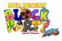 Mad Decent Block Party 2013 - Music Festival | Concert in Washington, DC.