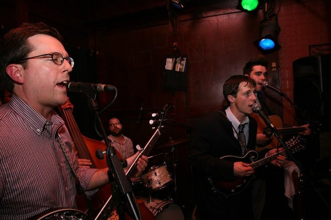 Photo of 3rd Annual LA Bluegrass Situation