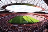 Emirates Stadium - Stadium in London.