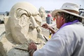 Great Sand Sculpture Contest - Outdoor Event in Los Angeles.