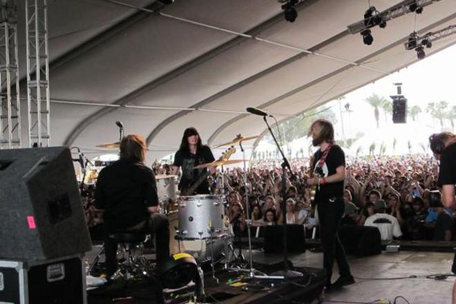 Photo of Band of Skulls