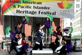 Asian American and Pacific Islander Heritage Festival - Cultural Festival in New York.