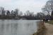 Bois de Boulogne - Park in Paris.