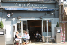 Vingt Quatre - Restaurant in London.