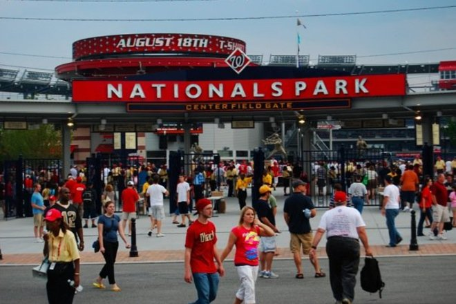 Photo of Nationals Park