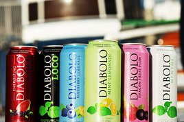 Party Earth + Diabolo = Refreshment Redefined