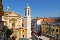 Place Rossetti - Outdoor Activity | Square in French Riviera.