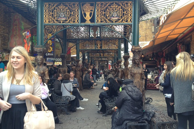 Photo of Camden Markets