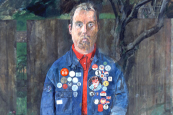 Peter Blake at 80 - Art Exhibit in London.