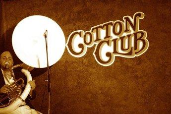 Cotton Club  - Jazz Club in Rome.