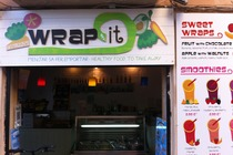Wrap It - Restaurant in Barcelona.